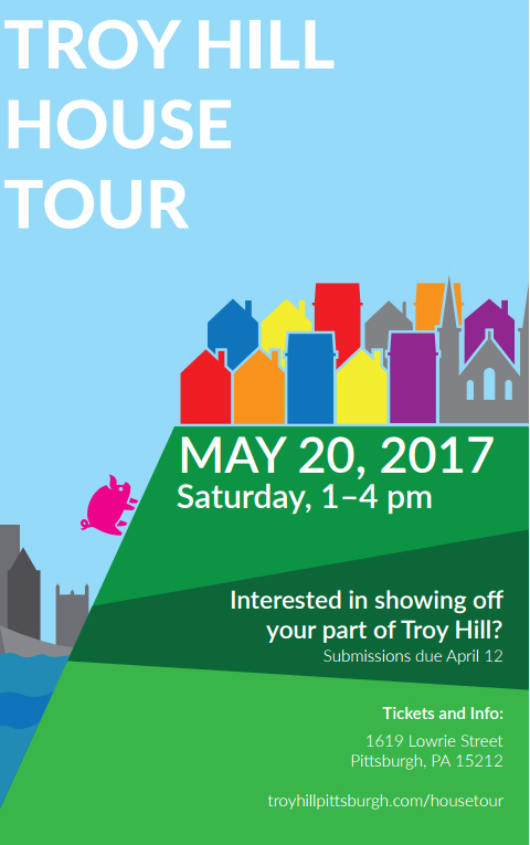 Troy Hill House Tour 2017